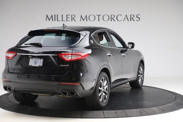 Used 2017 Maserati Levante Q4 for sale $51,900 at Rolls-Royce Motor Cars Greenwich in Greenwich CT 06830 8