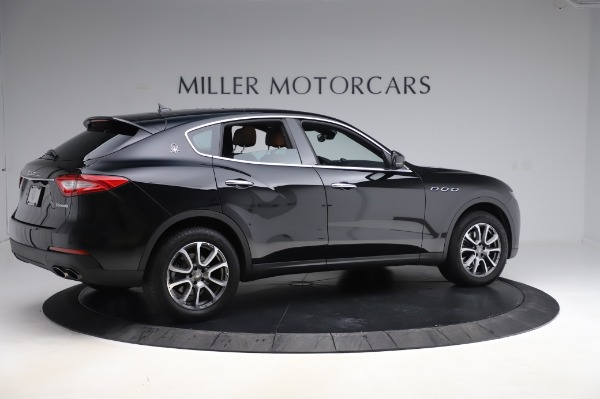 Used 2017 Maserati Levante Q4 for sale $51,900 at Rolls-Royce Motor Cars Greenwich in Greenwich CT 06830 9