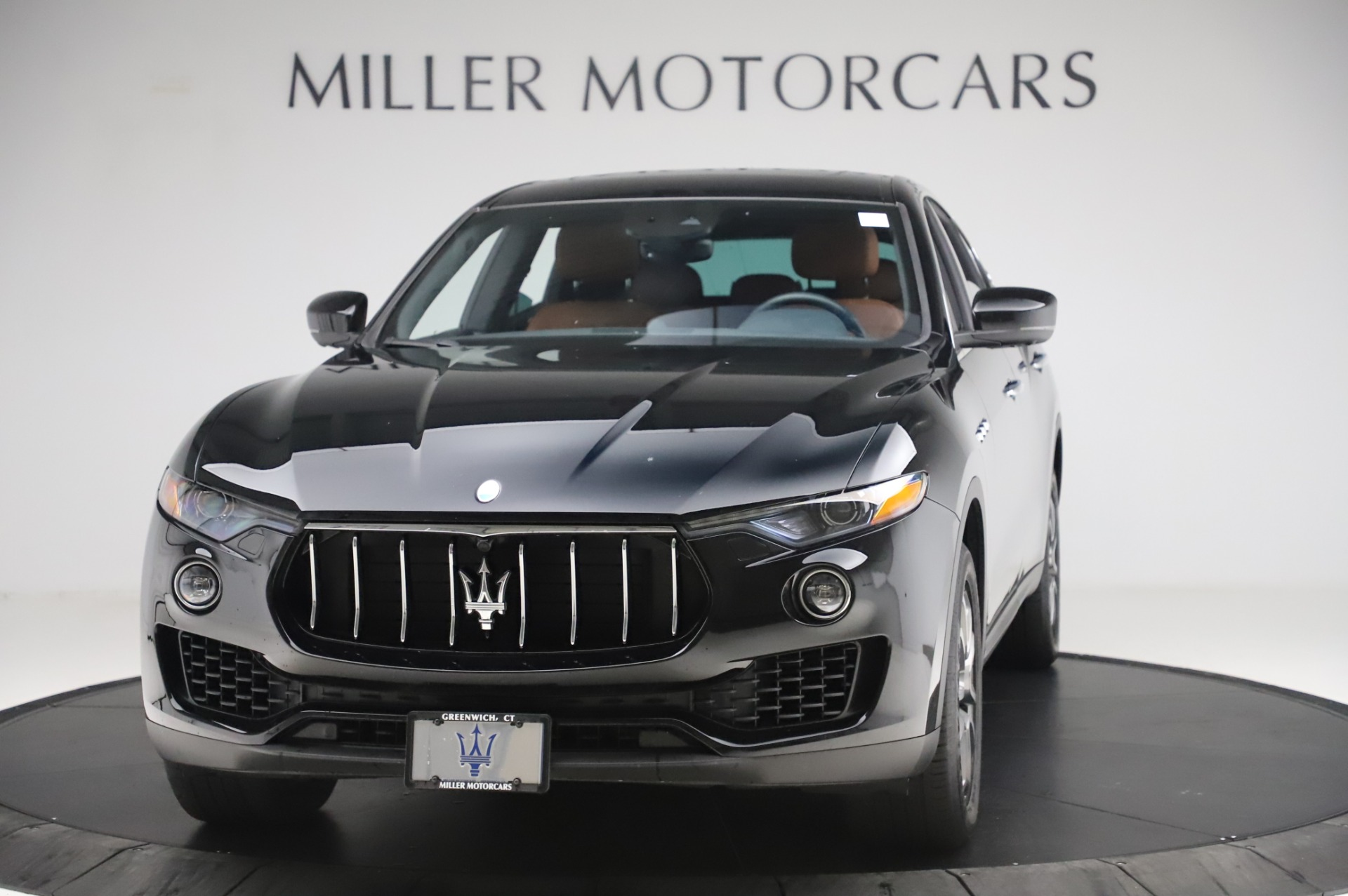 Used 2017 Maserati Levante Q4 for sale $51,900 at Rolls-Royce Motor Cars Greenwich in Greenwich CT 06830 1