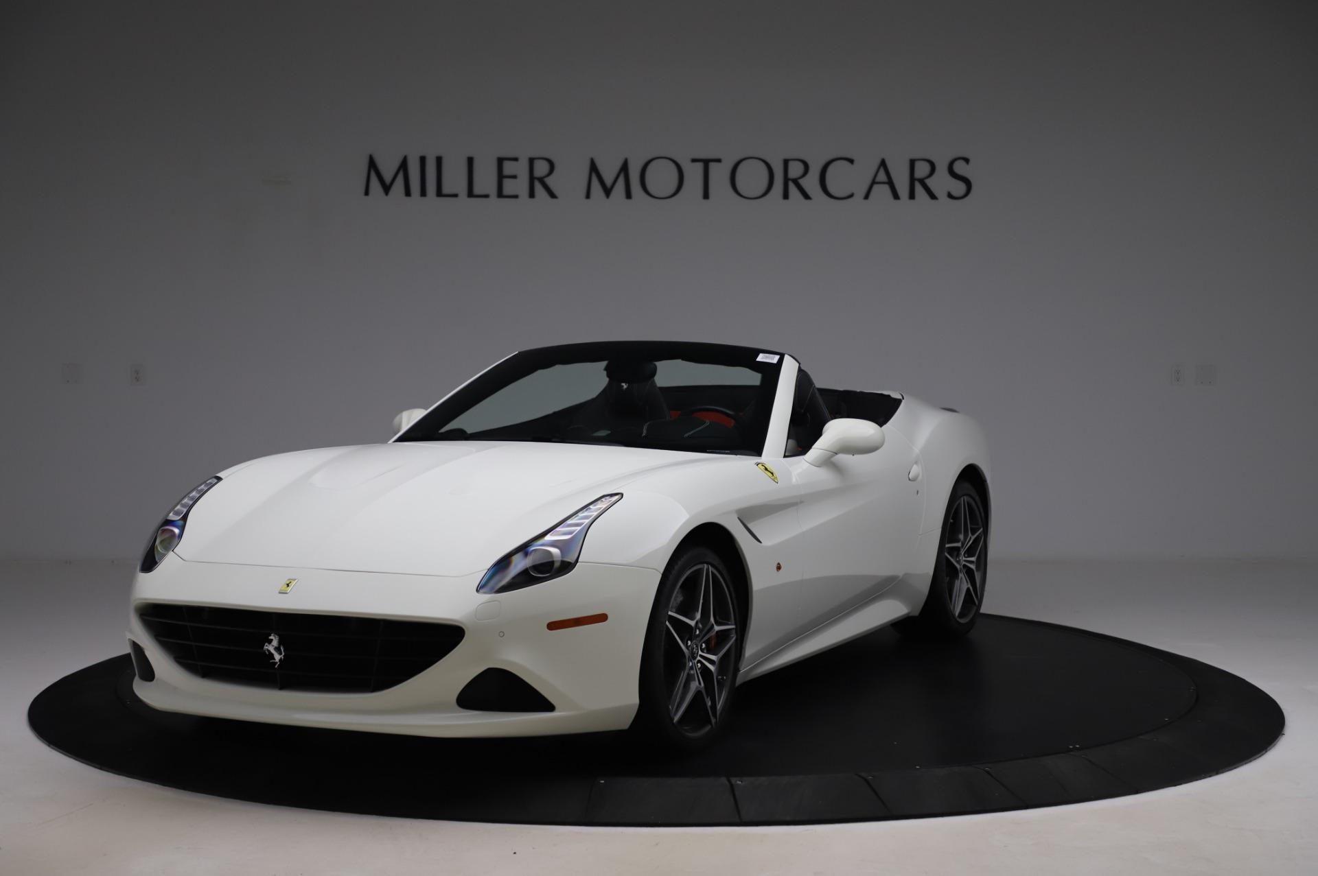 Used 2015 Ferrari California T for sale $159,900 at Rolls-Royce Motor Cars Greenwich in Greenwich CT 06830 1
