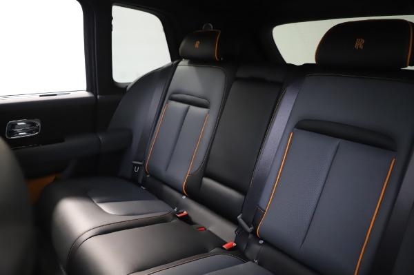 Used 2019 Rolls-Royce Cullinan for sale $349,900 at Rolls-Royce Motor Cars Greenwich in Greenwich CT 06830 15