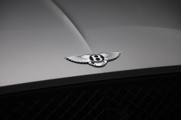 Used 2020 Bentley Continental GT V8 First Edition for sale $259,900 at Rolls-Royce Motor Cars Greenwich in Greenwich CT 06830 14