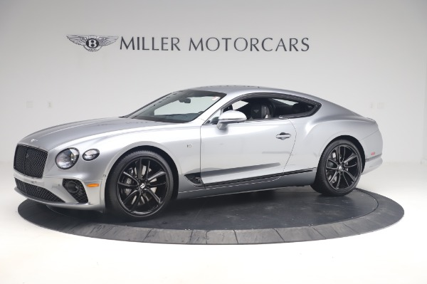 New 2020 Bentley Continental GT V8 First Edition for sale $276,600 at Rolls-Royce Motor Cars Greenwich in Greenwich CT 06830 2