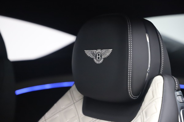 Used 2020 Bentley Continental GT V8 First Edition for sale $259,900 at Rolls-Royce Motor Cars Greenwich in Greenwich CT 06830 23