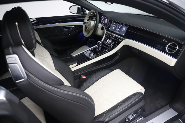 Used 2020 Bentley Continental GT V8 First Edition for sale $259,900 at Rolls-Royce Motor Cars Greenwich in Greenwich CT 06830 27
