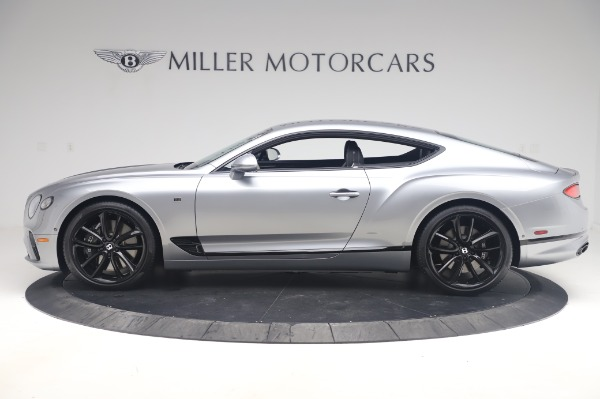 New 2020 Bentley Continental GT V8 First Edition for sale $276,600 at Rolls-Royce Motor Cars Greenwich in Greenwich CT 06830 3