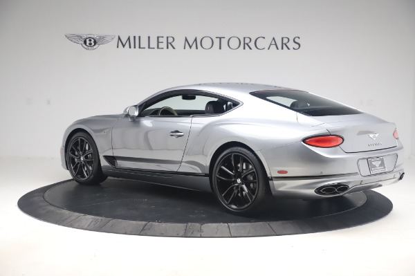 New 2020 Bentley Continental GT V8 First Edition for sale $276,600 at Rolls-Royce Motor Cars Greenwich in Greenwich CT 06830 4