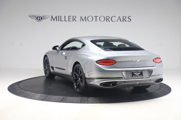 New 2020 Bentley Continental GT V8 First Edition for sale $276,600 at Rolls-Royce Motor Cars Greenwich in Greenwich CT 06830 5