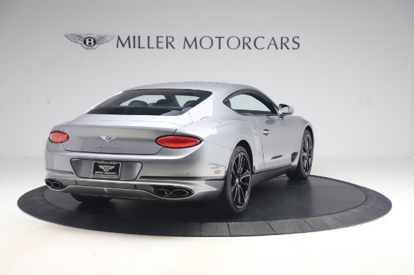 New 2020 Bentley Continental GT V8 First Edition for sale $276,600 at Rolls-Royce Motor Cars Greenwich in Greenwich CT 06830 7