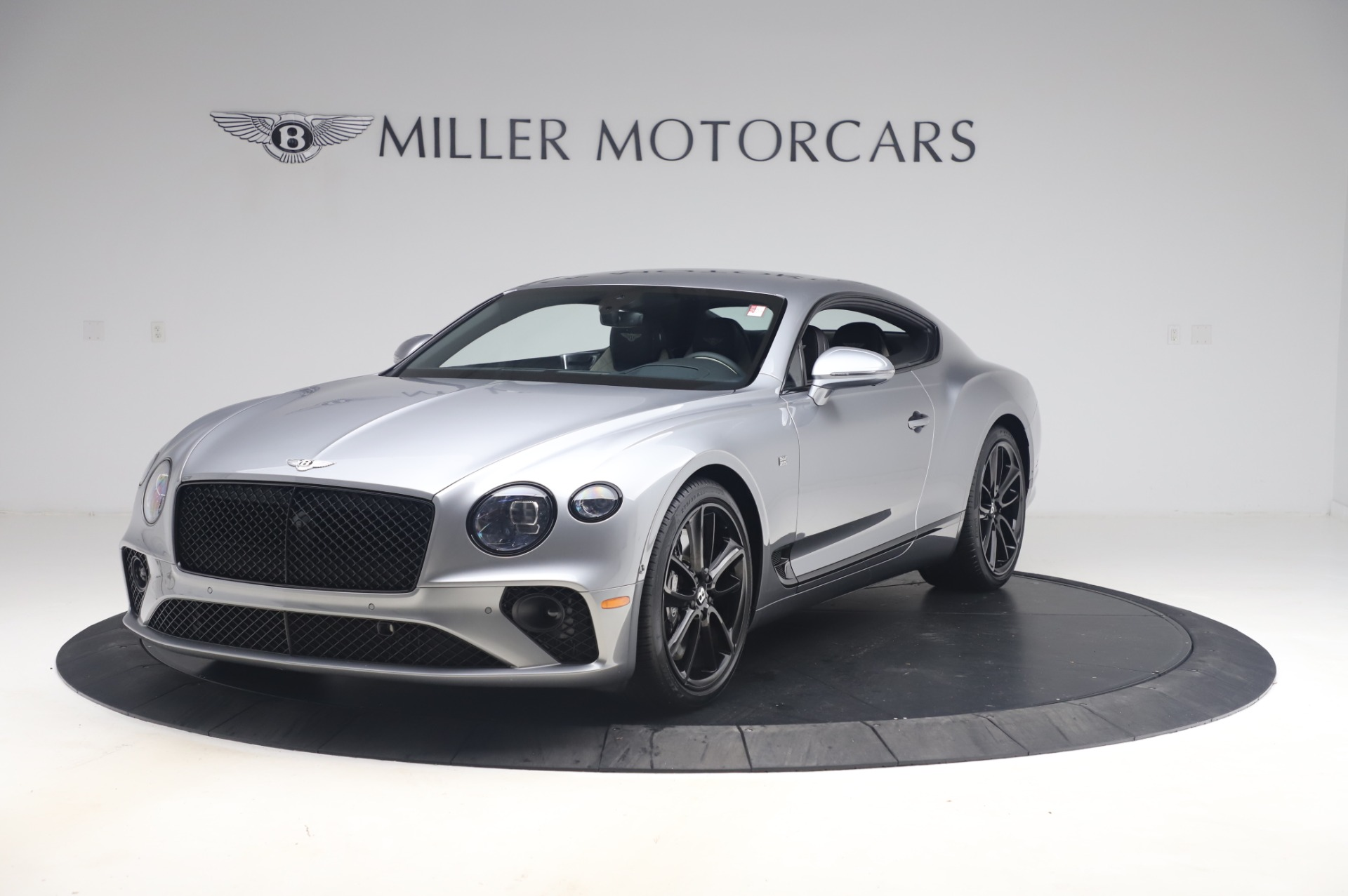 New 2020 Bentley Continental GT V8 First Edition for sale $276,600 at Rolls-Royce Motor Cars Greenwich in Greenwich CT 06830 1