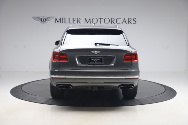 Used 2018 Bentley Bentayga Activity Edition for sale $156,900 at Rolls-Royce Motor Cars Greenwich in Greenwich CT 06830 6
