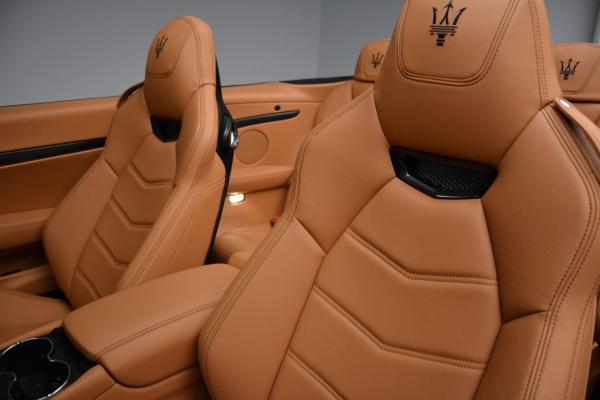 New 2016 Maserati GranTurismo MC for sale Sold at Rolls-Royce Motor Cars Greenwich in Greenwich CT 06830 23