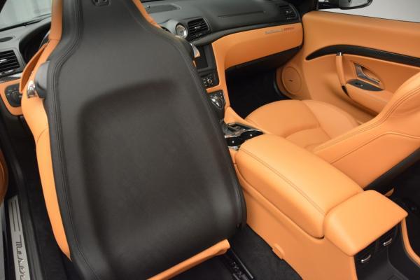 New 2016 Maserati GranTurismo MC for sale Sold at Rolls-Royce Motor Cars Greenwich in Greenwich CT 06830 25