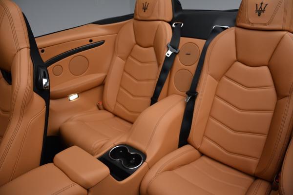 New 2016 Maserati GranTurismo MC for sale Sold at Rolls-Royce Motor Cars Greenwich in Greenwich CT 06830 26