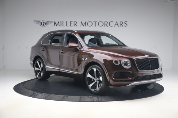 Used 2020 Bentley Bentayga V8 for sale $186,900 at Rolls-Royce Motor Cars Greenwich in Greenwich CT 06830 11