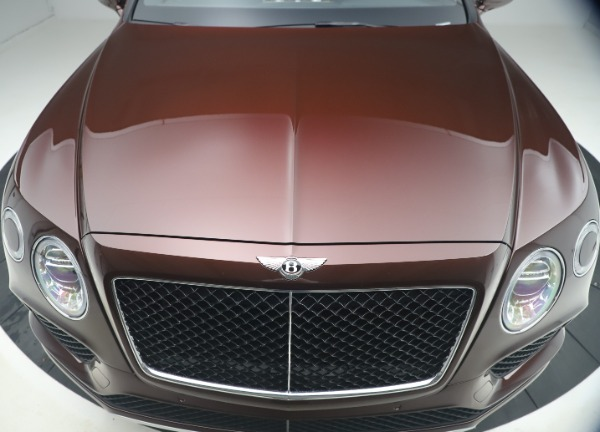 Used 2020 Bentley Bentayga V8 for sale $186,900 at Rolls-Royce Motor Cars Greenwich in Greenwich CT 06830 13