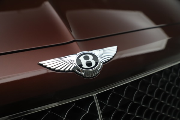 Used 2020 Bentley Bentayga V8 for sale $186,900 at Rolls-Royce Motor Cars Greenwich in Greenwich CT 06830 14