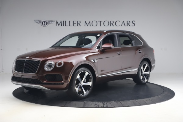 Used 2020 Bentley Bentayga V8 for sale $186,900 at Rolls-Royce Motor Cars Greenwich in Greenwich CT 06830 2