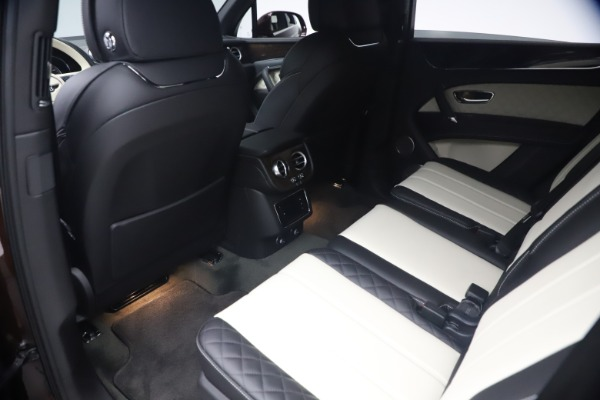 Used 2020 Bentley Bentayga V8 for sale $186,900 at Rolls-Royce Motor Cars Greenwich in Greenwich CT 06830 21