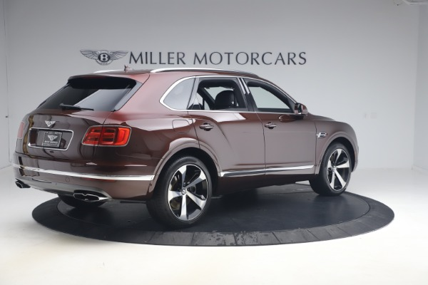 Used 2020 Bentley Bentayga V8 for sale $186,900 at Rolls-Royce Motor Cars Greenwich in Greenwich CT 06830 8