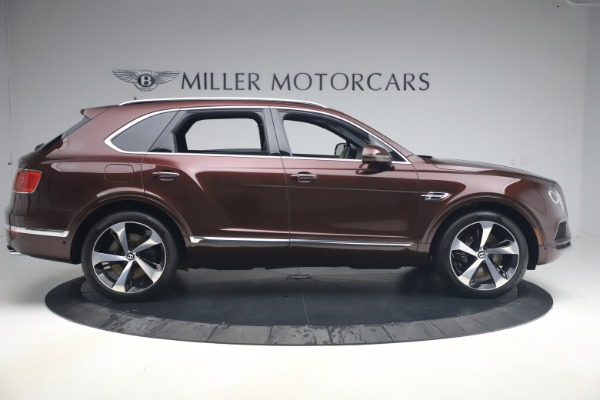 Used 2020 Bentley Bentayga V8 for sale $186,900 at Rolls-Royce Motor Cars Greenwich in Greenwich CT 06830 9