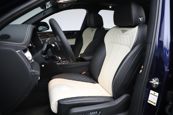 Used 2020 Bentley Bentayga V8 for sale Call for price at Rolls-Royce Motor Cars Greenwich in Greenwich CT 06830 17