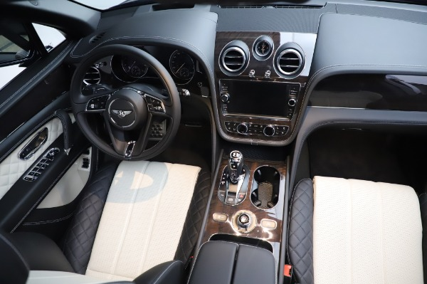 Used 2020 Bentley Bentayga V8 for sale Call for price at Rolls-Royce Motor Cars Greenwich in Greenwich CT 06830 23