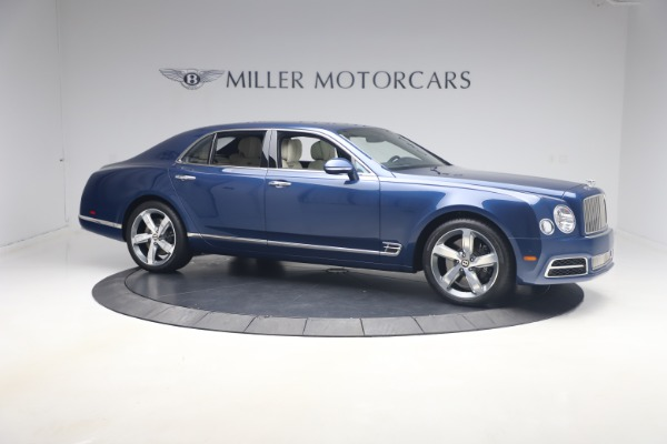 Used 2020 Bentley Mulsanne Speed for sale $279,900 at Rolls-Royce Motor Cars Greenwich in Greenwich CT 06830 10
