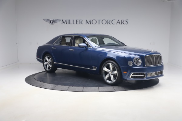 Used 2020 Bentley Mulsanne Speed for sale $279,900 at Rolls-Royce Motor Cars Greenwich in Greenwich CT 06830 11