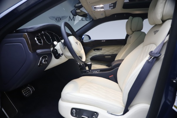 Used 2020 Bentley Mulsanne Speed for sale $279,900 at Rolls-Royce Motor Cars Greenwich in Greenwich CT 06830 18