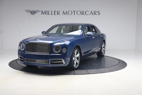 Used 2020 Bentley Mulsanne Speed for sale $279,900 at Rolls-Royce Motor Cars Greenwich in Greenwich CT 06830 2