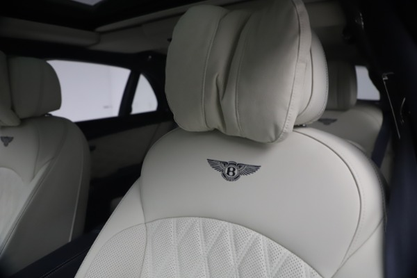 Used 2020 Bentley Mulsanne Speed for sale $279,900 at Rolls-Royce Motor Cars Greenwich in Greenwich CT 06830 20