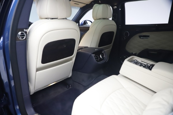 Used 2020 Bentley Mulsanne Speed for sale $279,900 at Rolls-Royce Motor Cars Greenwich in Greenwich CT 06830 21