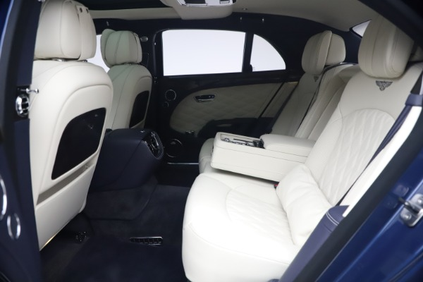 Used 2020 Bentley Mulsanne Speed for sale $279,900 at Rolls-Royce Motor Cars Greenwich in Greenwich CT 06830 22