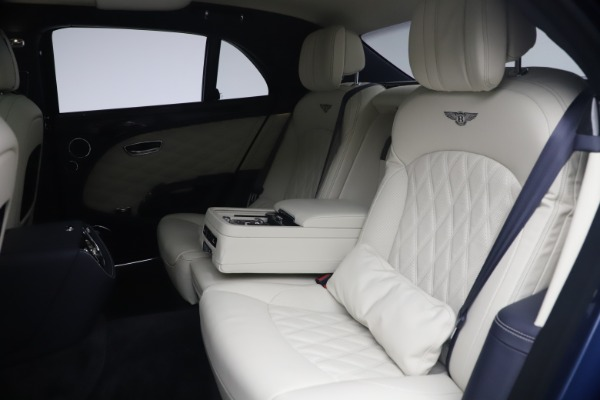 Used 2020 Bentley Mulsanne Speed for sale $279,900 at Rolls-Royce Motor Cars Greenwich in Greenwich CT 06830 23