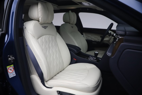 Used 2020 Bentley Mulsanne Speed for sale $279,900 at Rolls-Royce Motor Cars Greenwich in Greenwich CT 06830 26