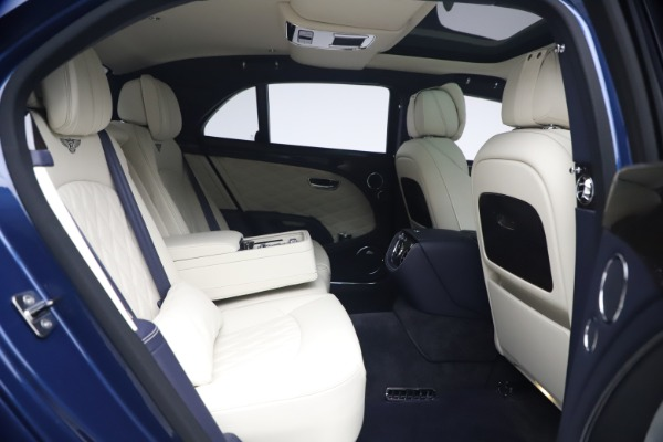 Used 2020 Bentley Mulsanne Speed for sale $279,900 at Rolls-Royce Motor Cars Greenwich in Greenwich CT 06830 28