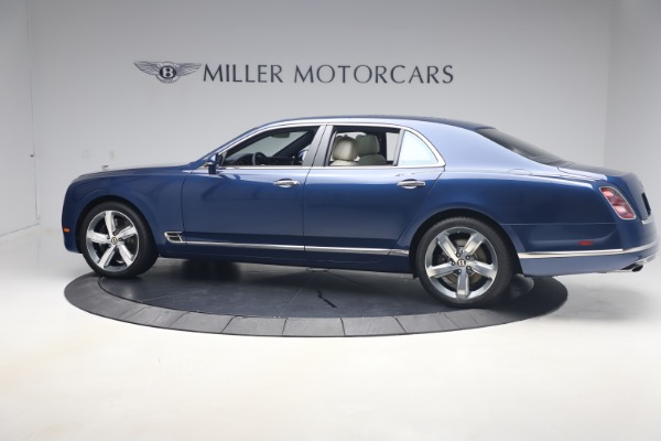 Used 2020 Bentley Mulsanne Speed for sale $279,900 at Rolls-Royce Motor Cars Greenwich in Greenwich CT 06830 4