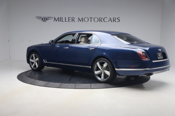Used 2020 Bentley Mulsanne Speed for sale $279,900 at Rolls-Royce Motor Cars Greenwich in Greenwich CT 06830 5