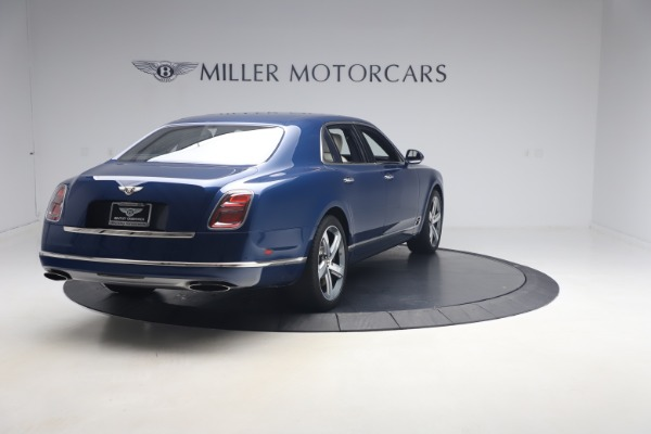 Used 2020 Bentley Mulsanne Speed for sale $279,900 at Rolls-Royce Motor Cars Greenwich in Greenwich CT 06830 7
