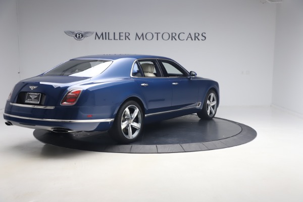 Used 2020 Bentley Mulsanne Speed for sale $279,900 at Rolls-Royce Motor Cars Greenwich in Greenwich CT 06830 8
