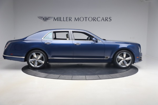 Used 2020 Bentley Mulsanne Speed for sale $279,900 at Rolls-Royce Motor Cars Greenwich in Greenwich CT 06830 9