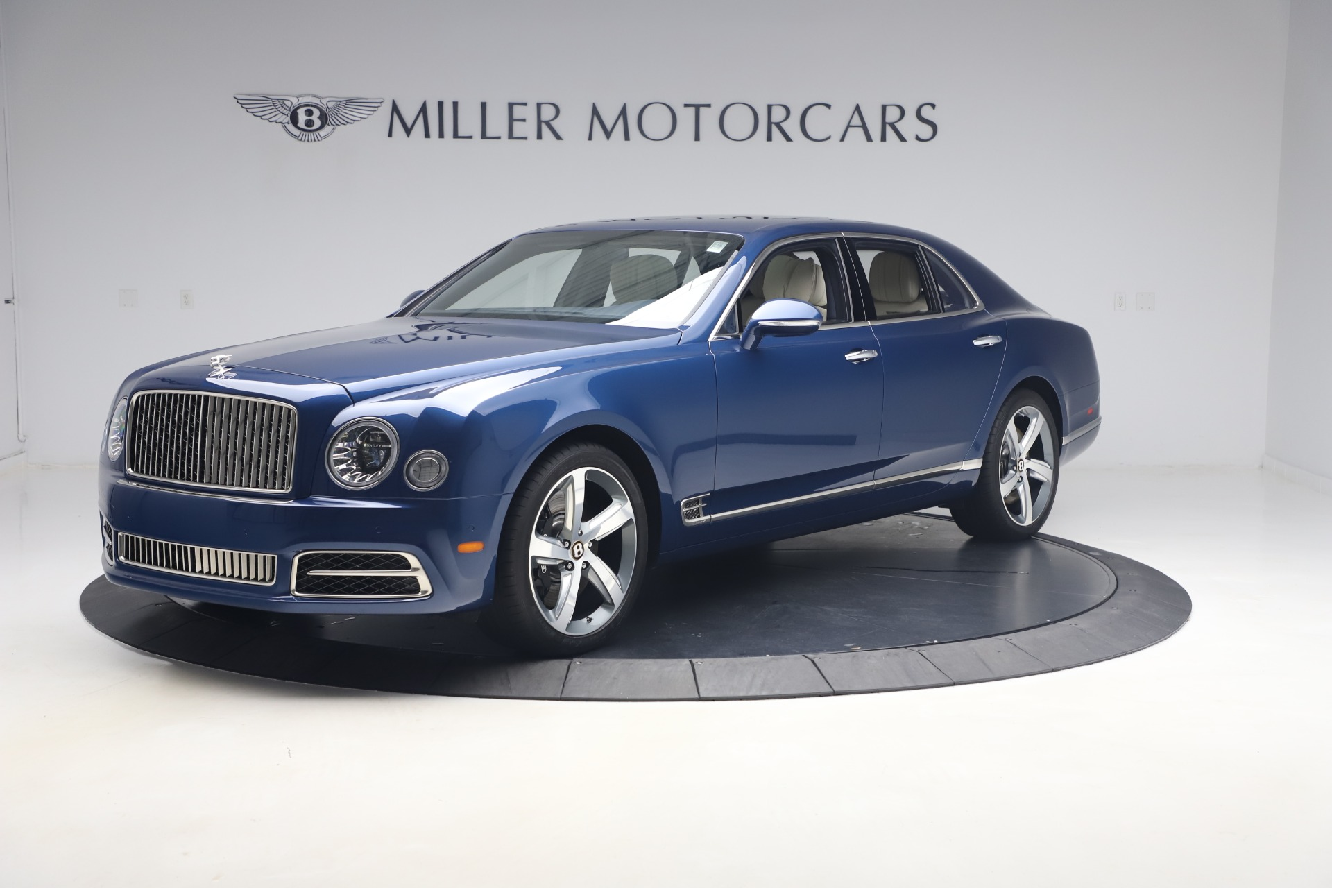 Used 2020 Bentley Mulsanne Speed for sale $279,900 at Rolls-Royce Motor Cars Greenwich in Greenwich CT 06830 1