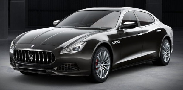 New 2020 Maserati Quattroporte S Q4 for sale Sold at Rolls-Royce Motor Cars Greenwich in Greenwich CT 06830 1