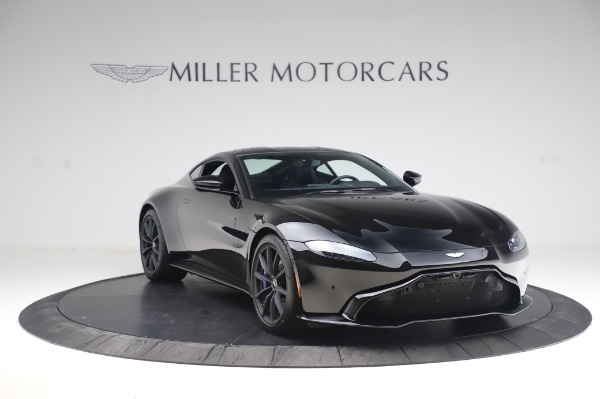 Used 2020 Aston Martin Vantage Coupe for sale $155,800 at Rolls-Royce Motor Cars Greenwich in Greenwich CT 06830 10