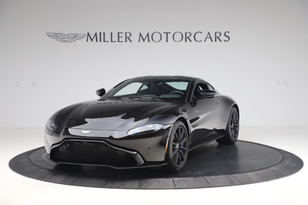 Used 2020 Aston Martin Vantage Coupe for sale $155,800 at Rolls-Royce Motor Cars Greenwich in Greenwich CT 06830 12