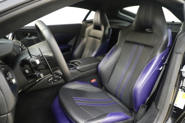 Used 2020 Aston Martin Vantage Coupe for sale $155,800 at Rolls-Royce Motor Cars Greenwich in Greenwich CT 06830 14
