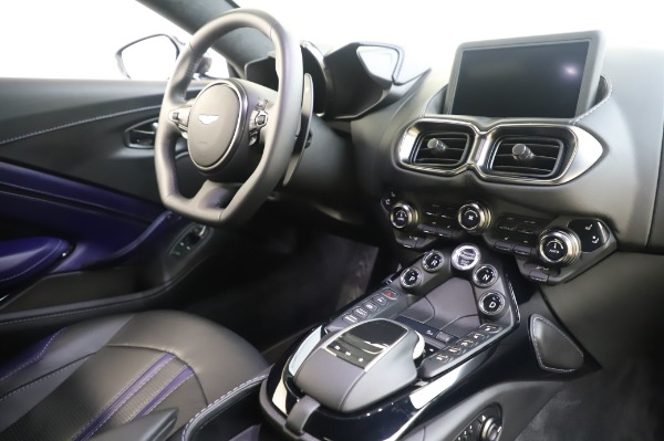 Used 2020 Aston Martin Vantage Coupe for sale $155,800 at Rolls-Royce Motor Cars Greenwich in Greenwich CT 06830 16