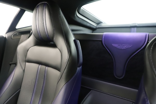 Used 2020 Aston Martin Vantage for sale $155,900 at Rolls-Royce Motor Cars Greenwich in Greenwich CT 06830 17