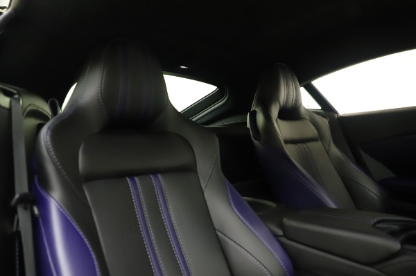 Used 2020 Aston Martin Vantage for sale $155,900 at Rolls-Royce Motor Cars Greenwich in Greenwich CT 06830 18